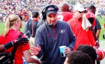 DC Jeremy Pruitt praises his players - 2nd half UGA vs. GT 28-Nov-2015
