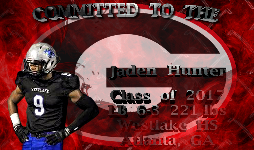 Jaden Hunter - Committed to the G edit by Bob Miller