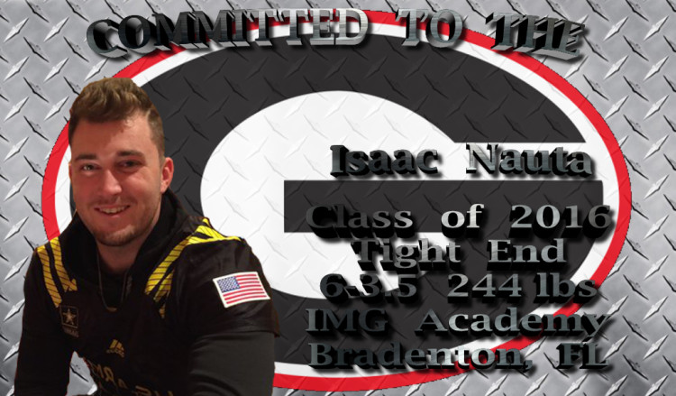 Isaac Nauta - Committed To The G edit 002 by Bob Miller
