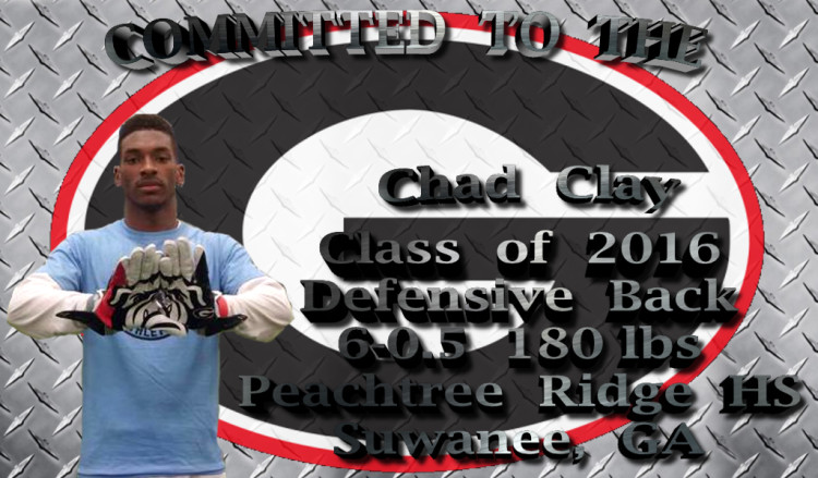 Chad Clay -Committed To The G edit 002 by Bob Miller