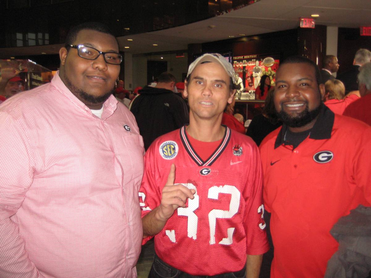 Jason Prather, Frank Perez and James Prather