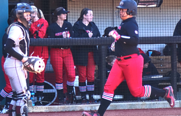 UGA softball – Georgia vs. Winthrop