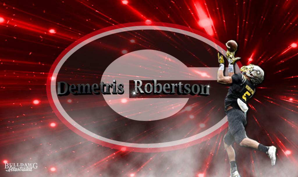 Demetris Robertson edit by Bob Miller