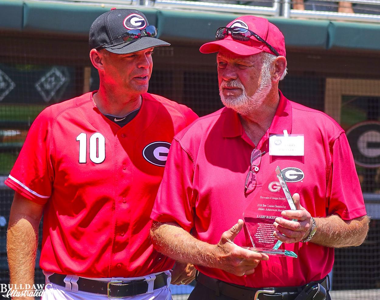 Scott Stricklin and Larry Rakestraw