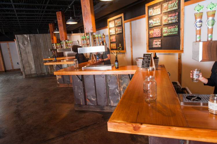 terrapin-beer-company-tasting-stations-credit-anne-yarbrough