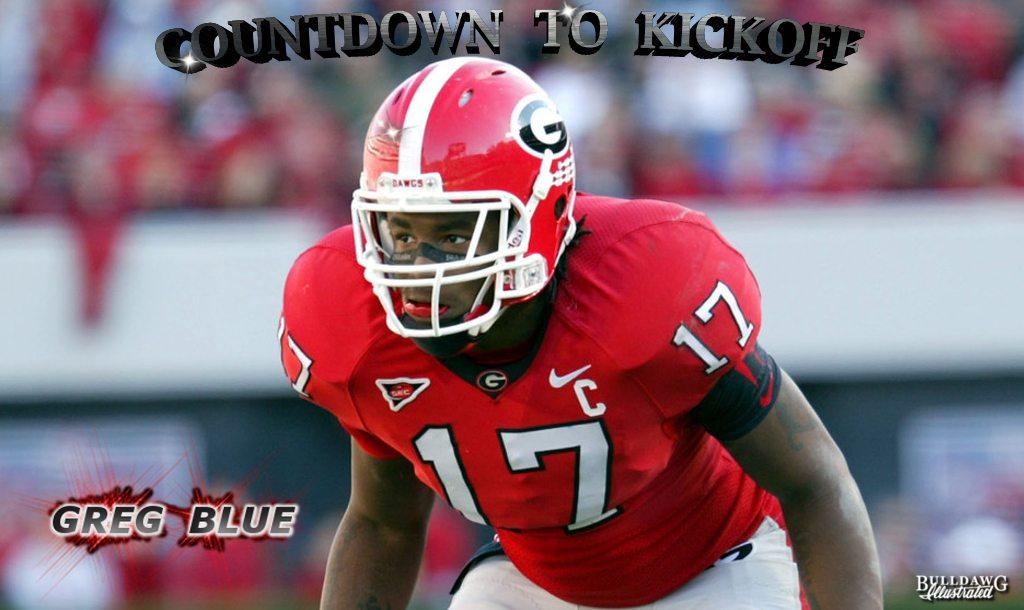 Countdown to Kickoff 2016 No17 Greg Blue edit by Bob Miller