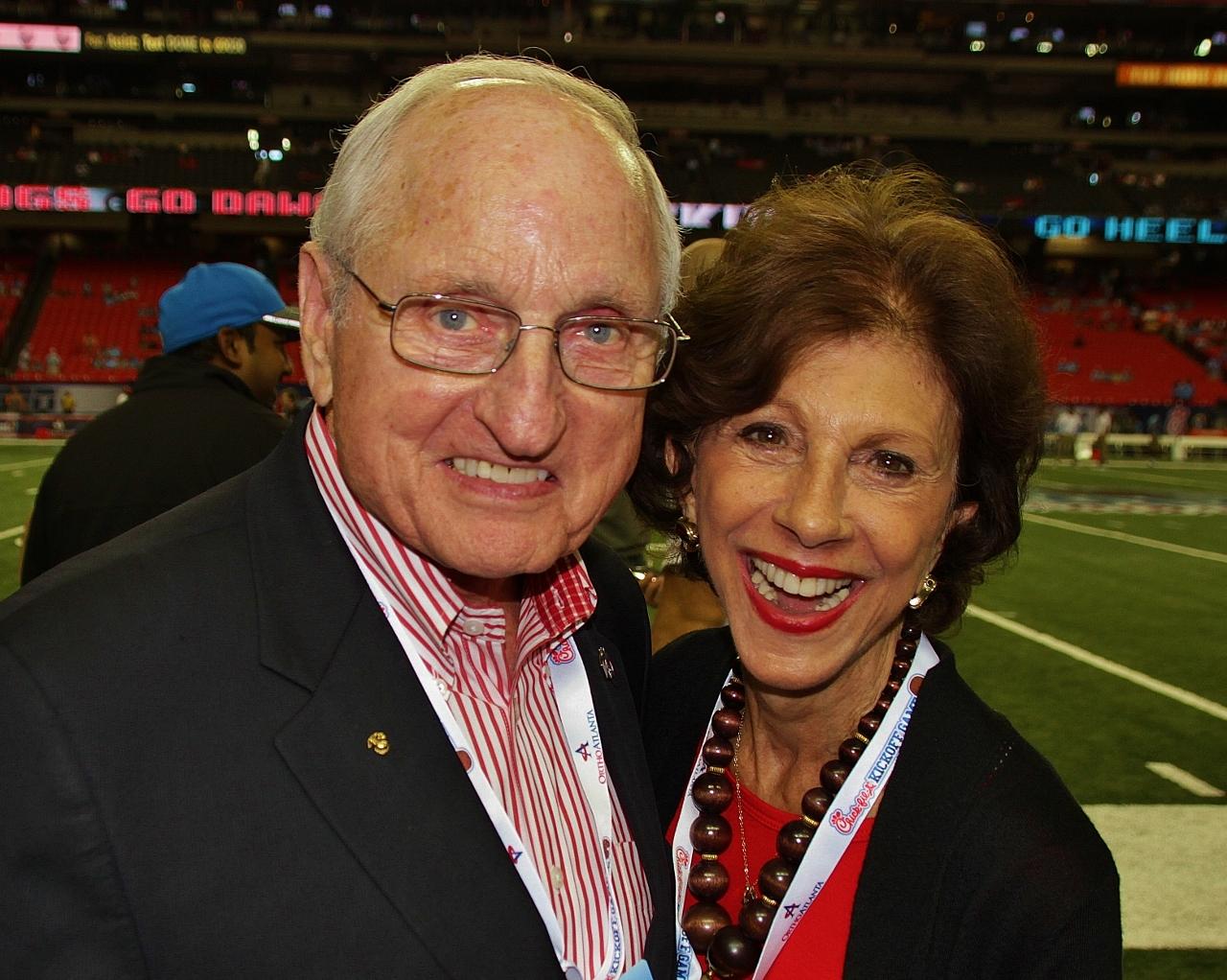Vince & Barbara Dooley