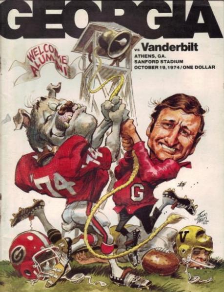 1974_UGA_vs_Vandy
