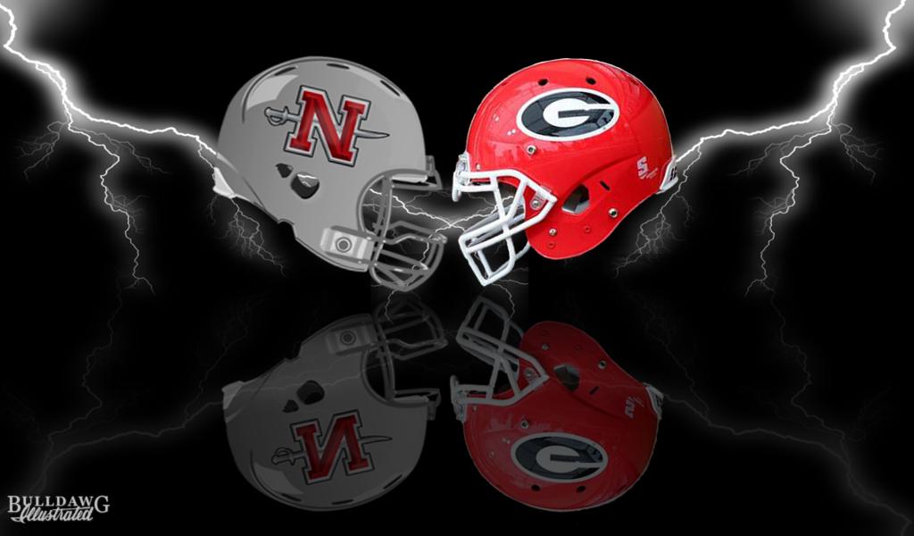 Nicholls State vs Georgia Game Day 2016 edit by Bob Miller