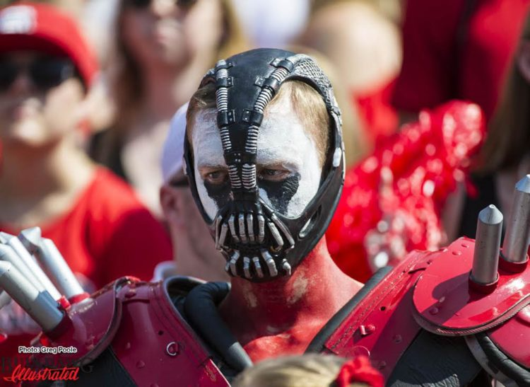 Even the post-apocalyptic Spike Squad was gloomy about the Nicholls State performance