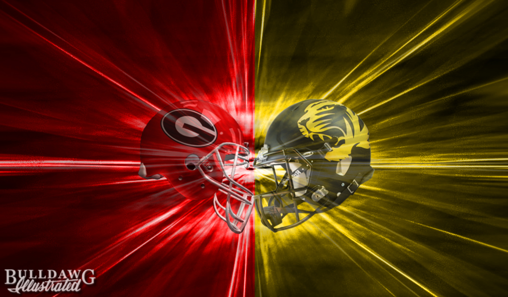 Georgia vs Missouri game day 2016 edit by Bob Miller