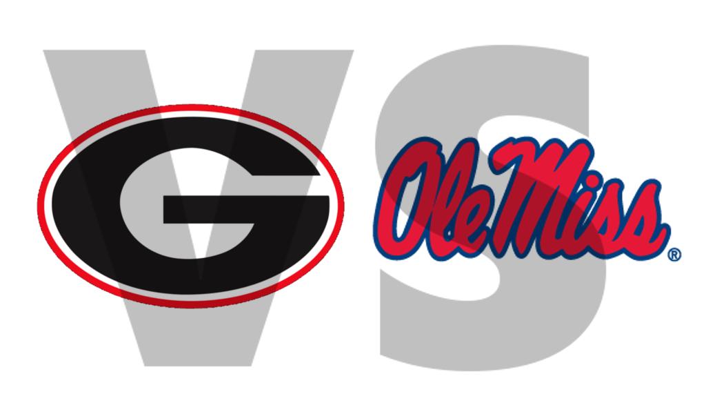 Georgia vs Ole Miss 2016 - edit by Bob Miller