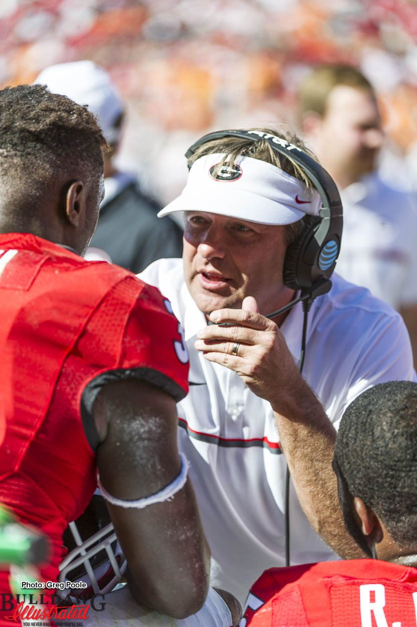 Kirby Smart coaches up Roquan Smith