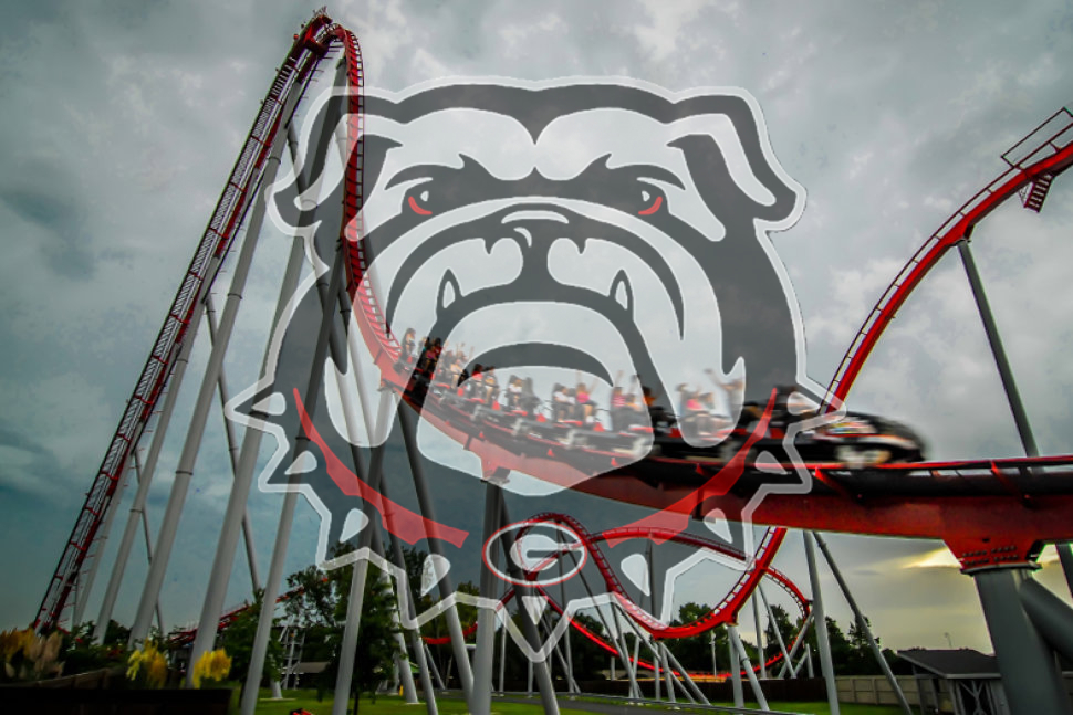 Roller coaster edit by Bob Miller