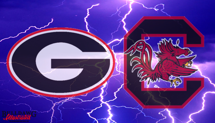 Georgia vs South Carolina 2016 edit by Bob Miller