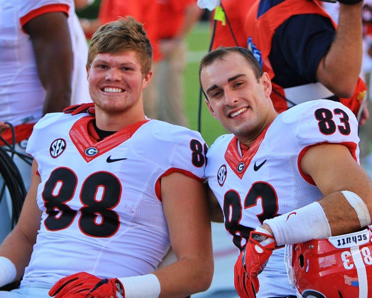 Jackson Harris and Jeb Blazevich