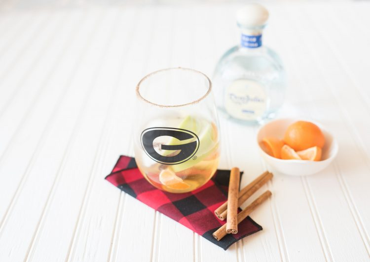 Apple Cider Margarita by Lavin Label (photo by Kelli Boyd)