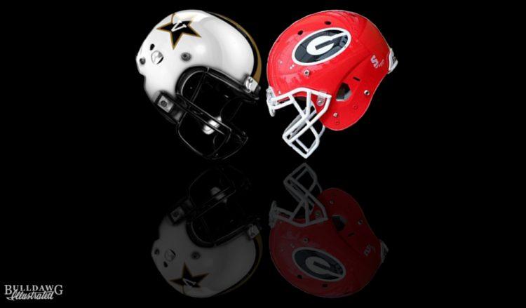 Vanderbilt vs Georgia game day 2016 edit by Bob Miller