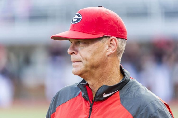 Baseball Coach Scott Stickland (photo by Bulldawg Illustrated's Greg Poole)