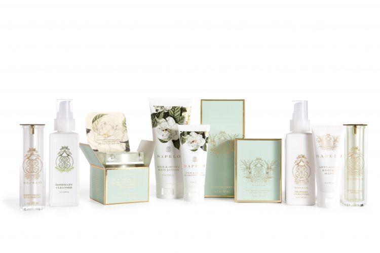 Sapelo Skin Care products