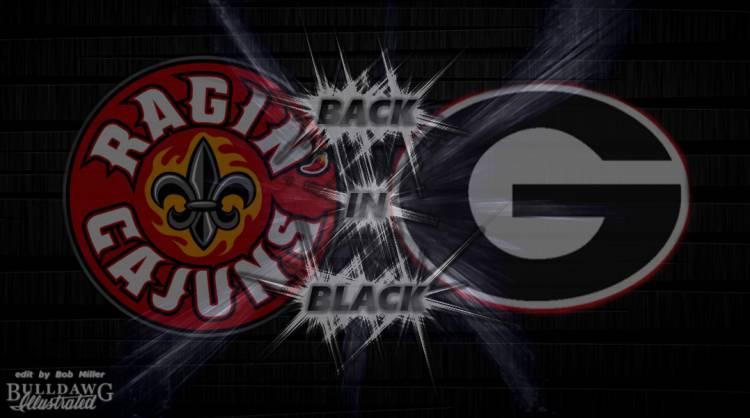 Ragin-Cajuns vs Dawgs