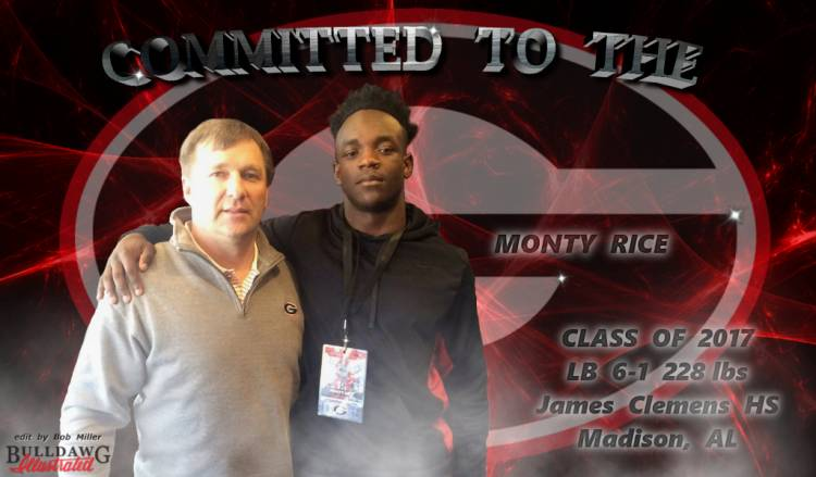 Monty Rice CommittedToTheG edit by Bob Miller