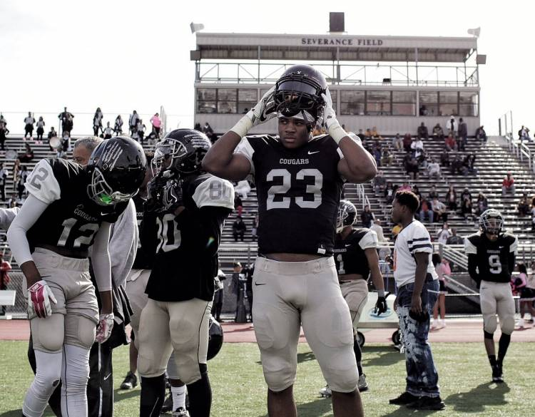 Micah Parsons (23) (photo from Micah Parsons - Twitter)