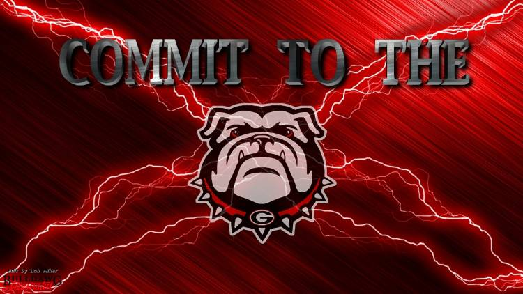 Commit To The G edit _zpsjwflkraa by Bob Miller/Bulldawg Illustrated