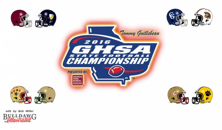 GHSA Football State Championships - Friday's Games - edit by Bob Miller