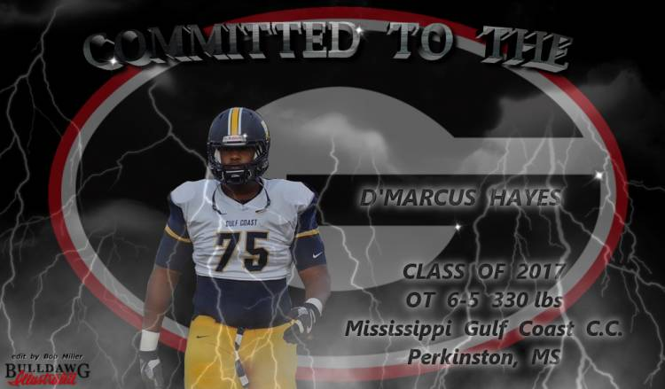 D'Marcus Hayes CommittedToTheG edit by Bob Miller