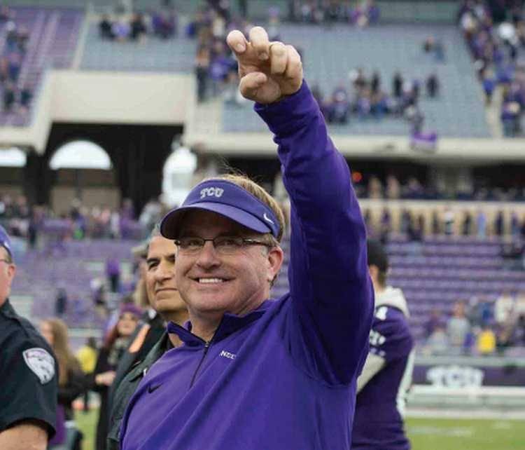 Gary Patterson (photo from TCU Athletics)