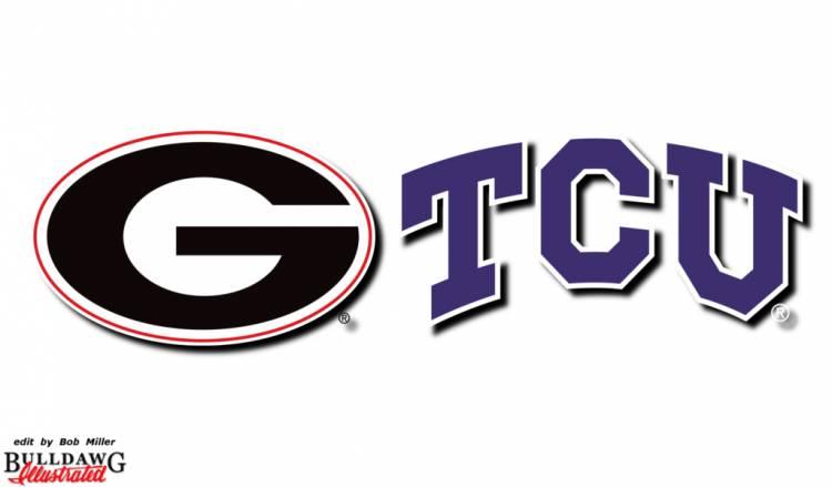 Georgia vs. TCU edit by Bob Miller