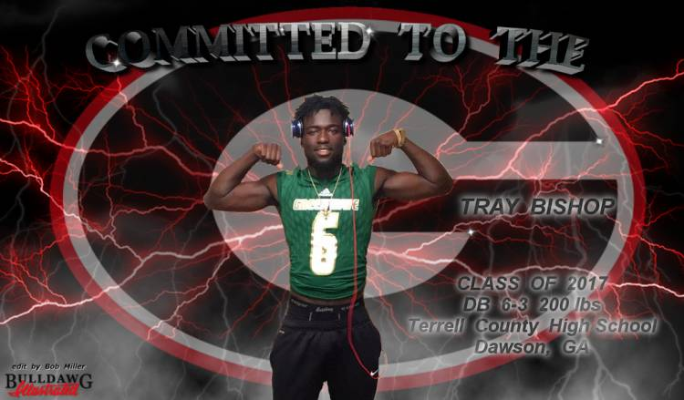 Tray Bishop CommittedToTheG edit by Bob Miller