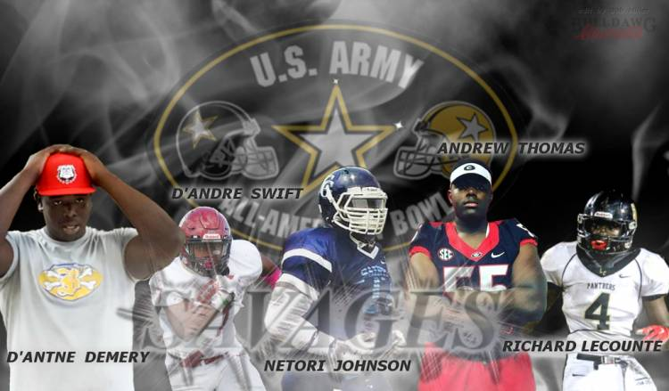 2017 US Army All-American edit by Bob Miller