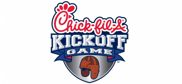 Chick-fil-A kickoff logo