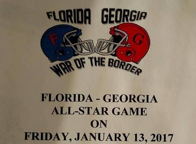 Florida-Georgia War of the Border