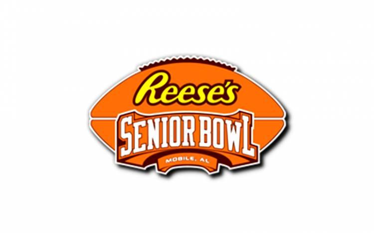 Resee's Senior Bowl graphic edit by Bob Miller