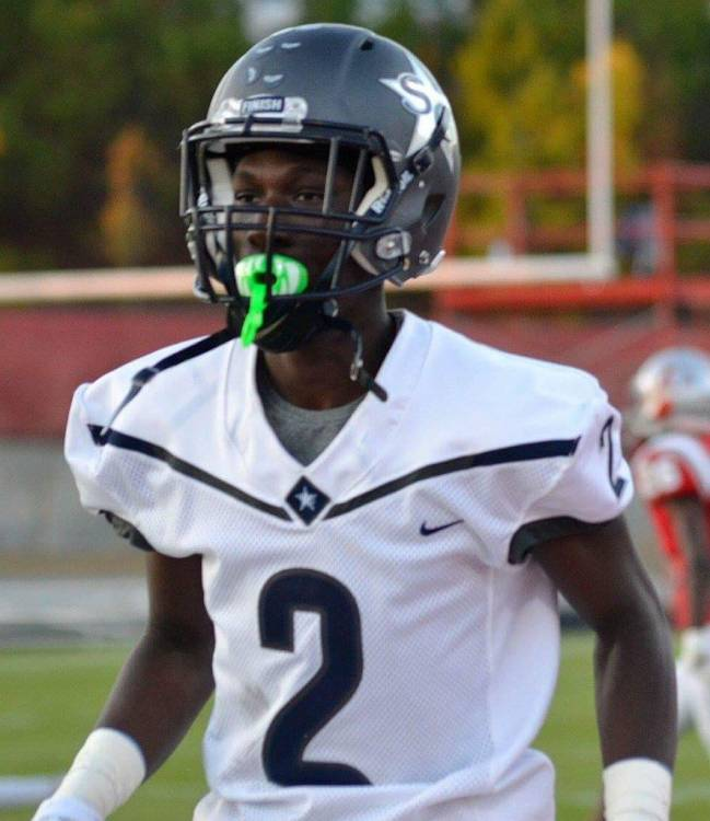 Terell Smith - Class of 2018 DB (Photo from Terell Smith - Twitter)