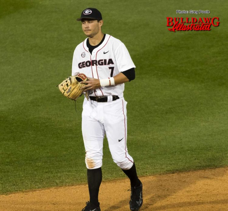 Cam Shepherd had a breakout night in the Bulldogs game vs. Xavier, which was suspended by rain.
