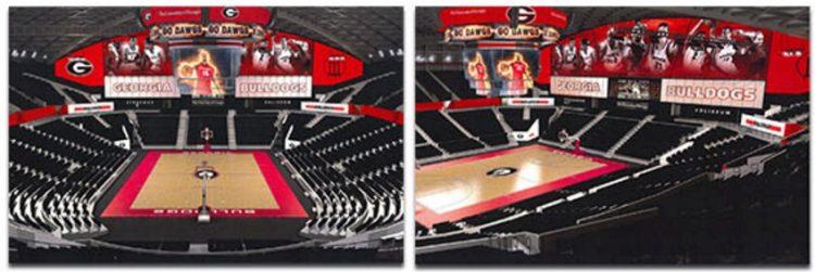 UGA's Stegeman Coliseum Phase II improvements