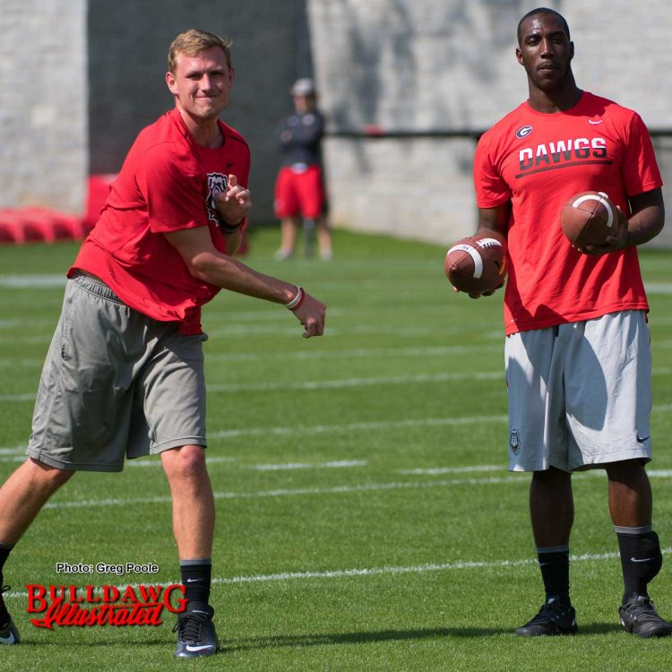 Brice Ramsey and Shakenneth Williams