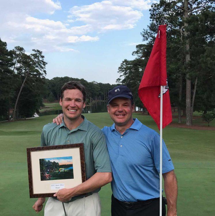 The 2017 Summer Hummer champions, Charles Mixon and Jeff Mixon
