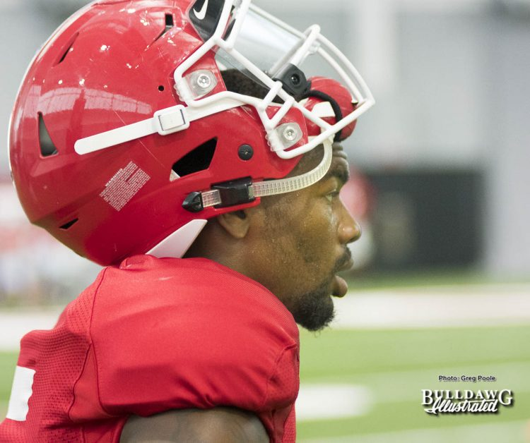 - UGA Fall Camp - Practice No. 22 - Thursday, August 24, 2017