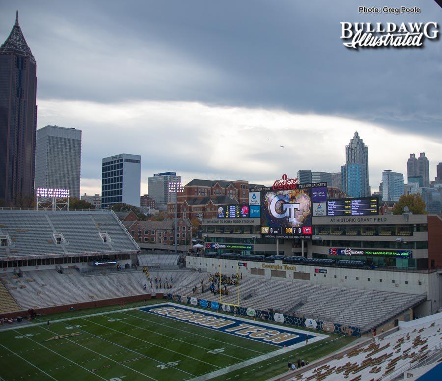 Bobby Dodd Stadium, Georgia Tech, Atlanta, GA