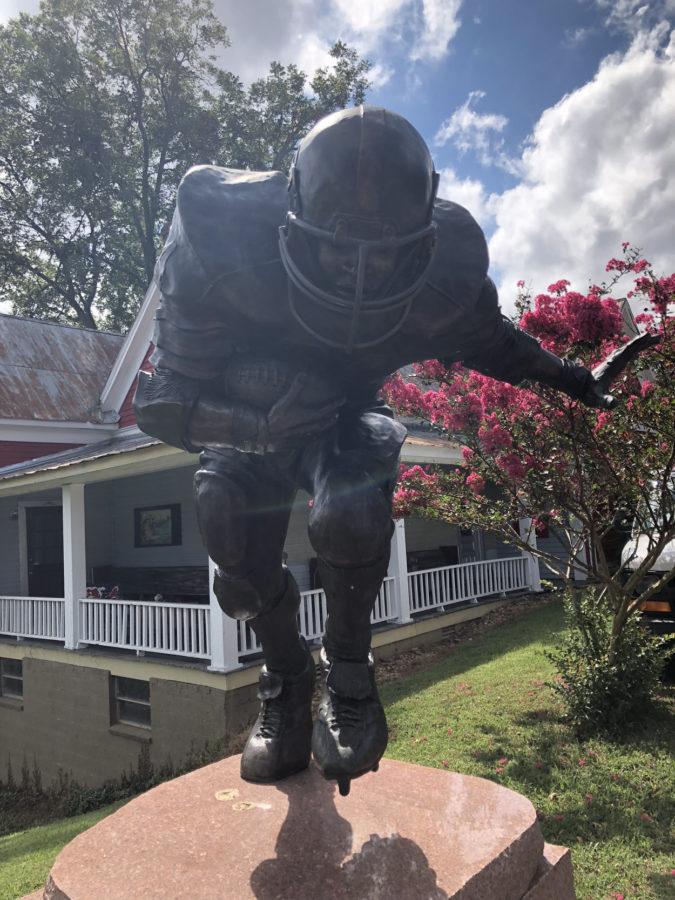 Herschel Statue