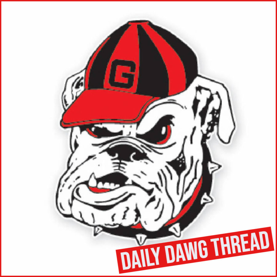 Daily Dawg Thread Logo