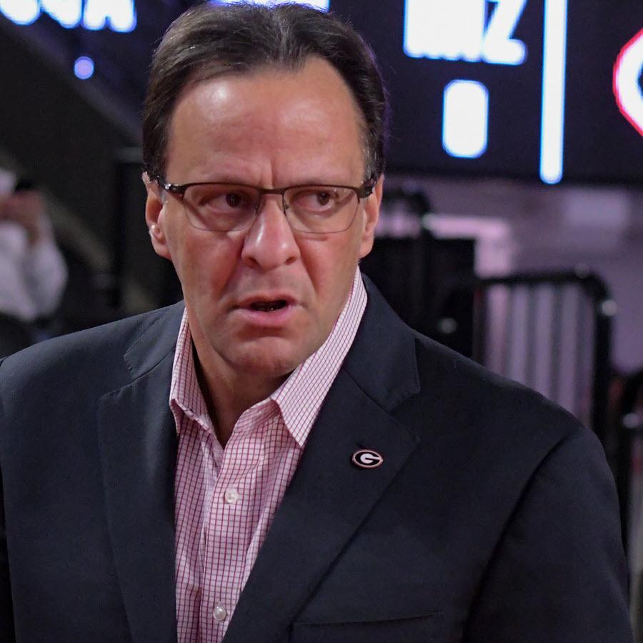 Tom Crean - Georgia vs. Missouri 2019