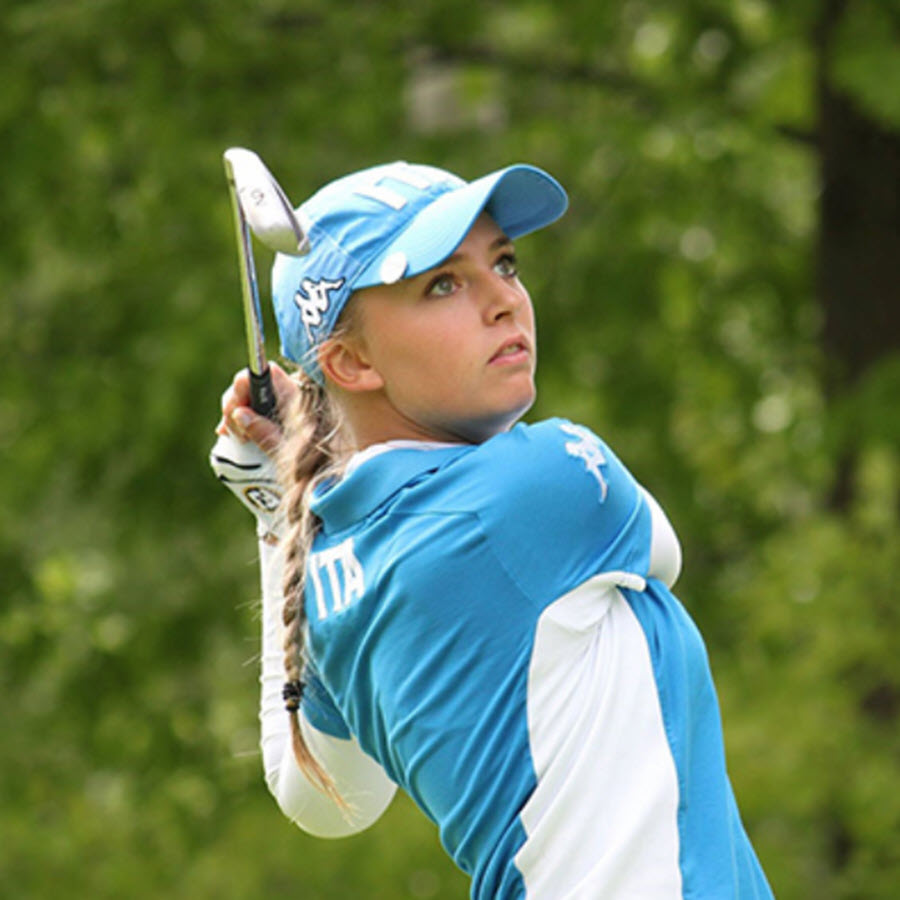 Caterina Don (Photo: Augusta National Women's Amateur)