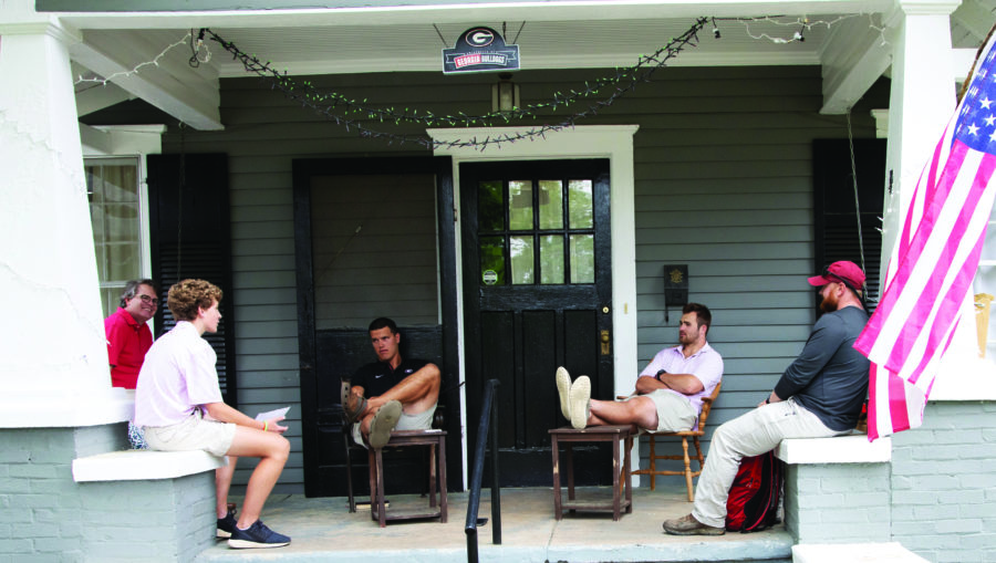The Front Porch Chat
