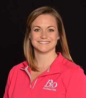 Katie Heenan Dodson  (Photo: Bio Gymnastics)